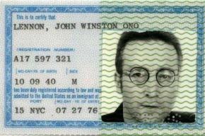 Passaportes famosos