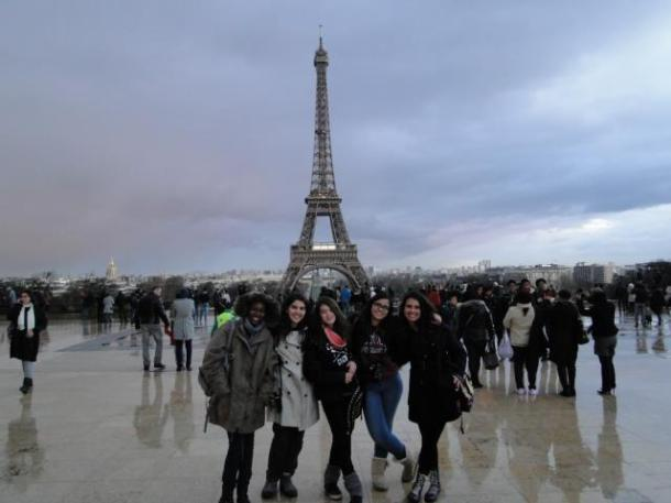 Paris - Torre Eiffel (3)