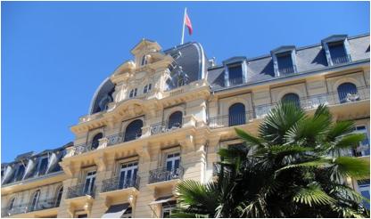 Curso de Gestão em Hospitalidade no Hotel Institute Montreux