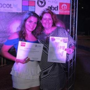 CP4 premia aluna da UVA vencedora do Concurso Novos Talentos2015