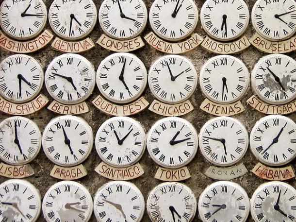 fusos horarios
