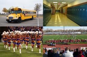 High School nos EUA: comofunciona?