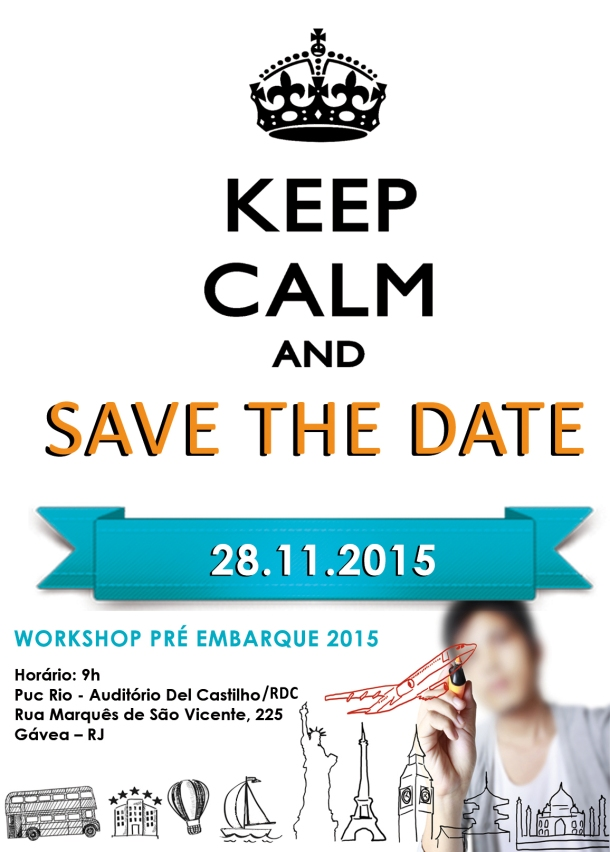 save the date blog