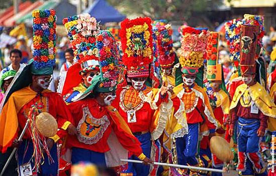 carnaval barranquilha