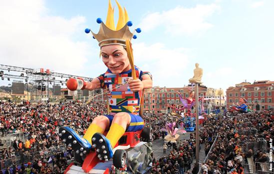 carnaval franca