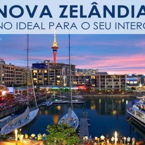 Nova Zelândia: O destino ideal para o seuintercâmbio