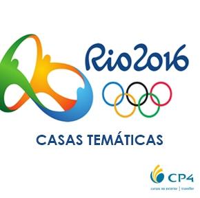 Olimpíadas Rio 2016 – O mundo estáaqui