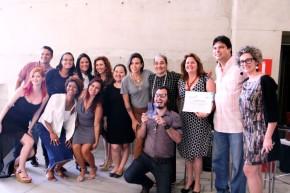 CP4 participa de evento na UVA que reúne autoridades e recém-formados do ramo do Design  na Cidade dasArtes
