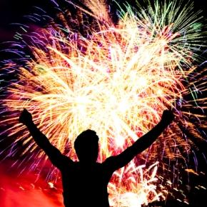 Onde acontecem as melhores festas de Ano novo pelomundo?