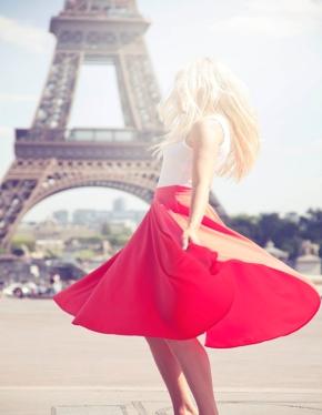 Paris: Pioneira na indústria damoda!