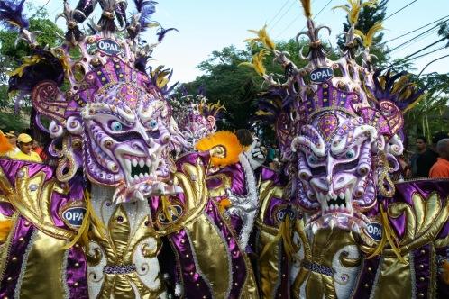 republica dominicana carnaval