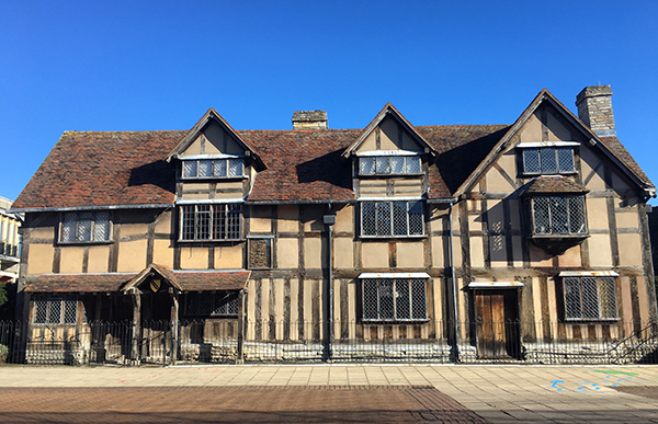 Shakespeare's Birthplace (1)