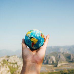 Fazer intercâmbio é uma experiência ótima para aprender inglês e conhecer culturas de outrospaíses!