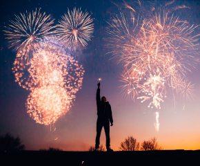 Ano Novo, Vida Nova:      Mude sua vida com ointercâmbio